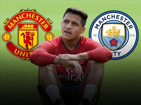 Huyen thoai MU van so mat Alexis Sanchez ve tay Man City hinh anh