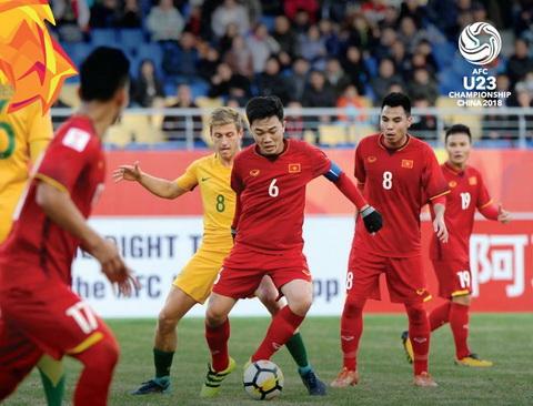 Truyen thong quoc te danh gia cao U23 Viet Nam sau tran thang U23 Australia.