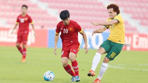 U23 Viet Nam vs U23 Australia Cho duyen cua Cong Phuong hinh anh