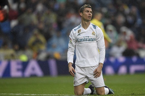 Ronaldo vs Villarreal