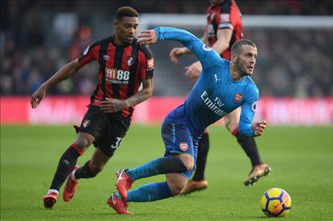 Du am Bournemouth 2-1 Arsenal Rat la ma rat quen hinh anh 2