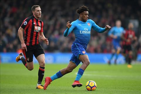 Du am Bournemouth 2-1 Arsenal Rat la ma rat quen hinh anh