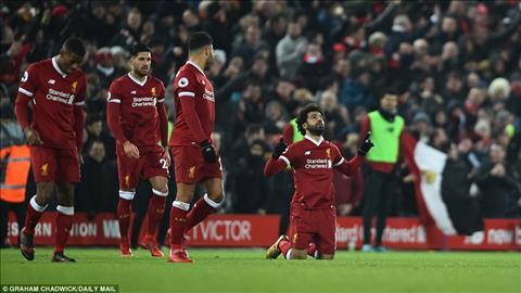 HLV Pep Guardiola Liverpool thang xung dang hinh anh