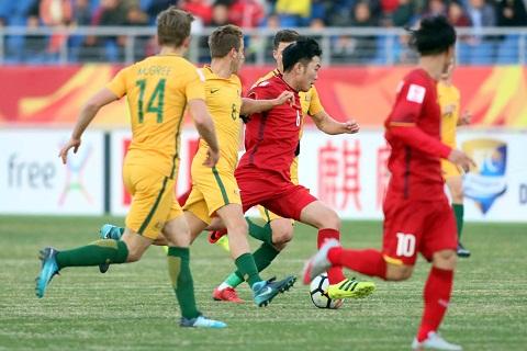 U23 Viet Nam gay chan dong chau A 3 nguoi thu linh cua Park Hang Seo hinh anh 4