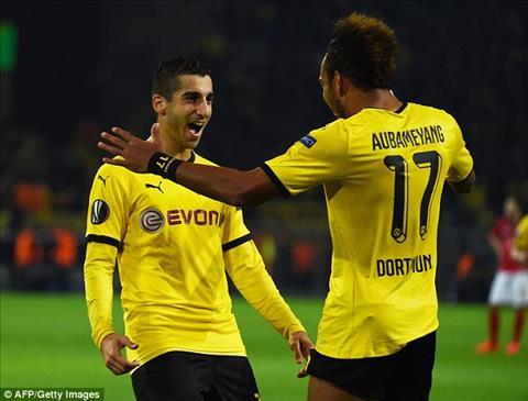 Chuyen nhuong Arsenal nham Aubameyang va Mkhitaryan hinh anh 2
