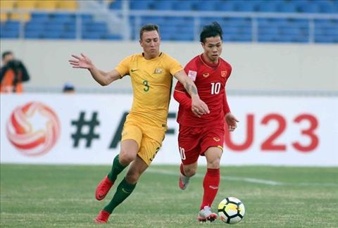 Day la ly do khien Cong Phuong roi san som o tran U23 Viet Nam 1-0 U23 Australia hinh anh
