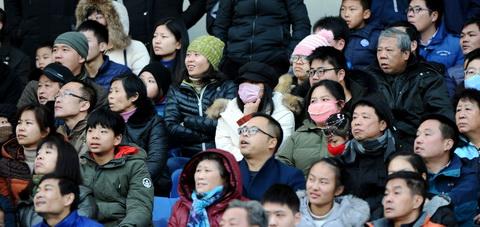 AFC an tuong voi luong CDV dong dao cua U23 Viet Nam.