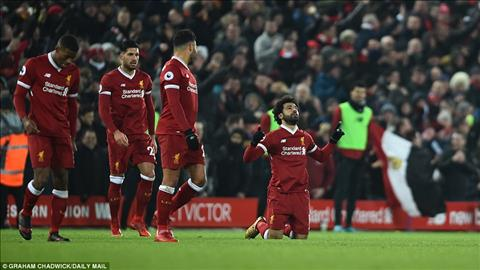 Du am Liverpool 4-3 Man City Khong Coutinho khong van de hinh anh
