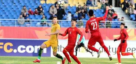 Dinh Trong lan thu hai duoc AFC nhac toi trong pha khong chien.