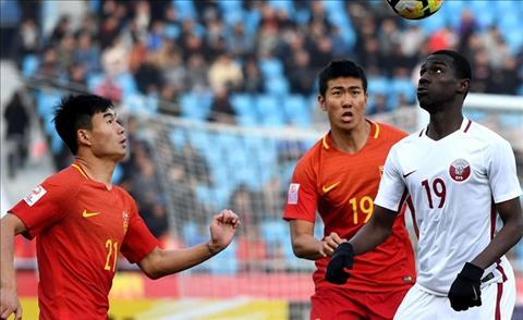 HLV Trung Quoc noi gi sau khi bi loai khoi VCK U23 chau A 2018 hinh anh