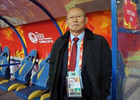 HLV Park Hang Seo duoc de nghi dan dat U23 Han Quoc hinh anh
