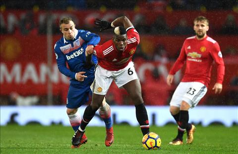 Du am MU 3-0 Stoke Diem 10 cho tien ve Paul Pogba hinh anh 2