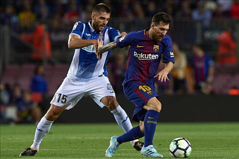 Espanyol vs Barcelona (3h ngay 181) Them mot tran derby thieu muoi hinh anh