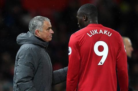 Lukaku và Mourinho đang có mối quan hệ tốt đẹp
