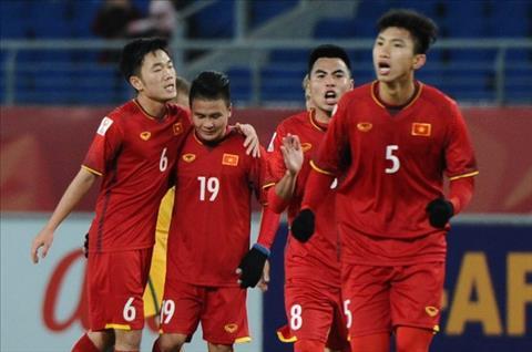 U23 Việt Nam Nhận Thưởng Khủng Sau Khi Lọt Vào Tứ Kết U23 Châu Á 2018