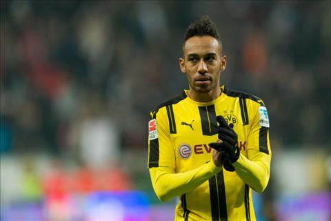 Dortmund xac nhan Arsenal da hoi mua Aubameyang hinh anh