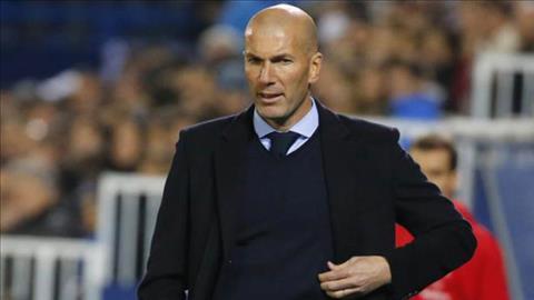 HLV Zidane lac quan sau khi Real thang nhoc Leganes hinh anh