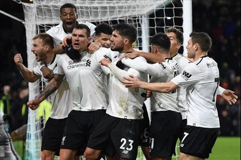 Burnley 1-2 Liverpool