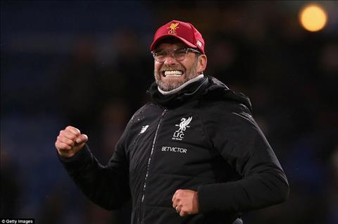 Klopp Burnley 1-2 Liverpool