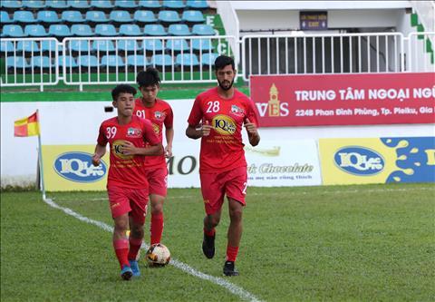 Cau thu HAGL chinh thuc sang Thai League thi dau hinh anh
