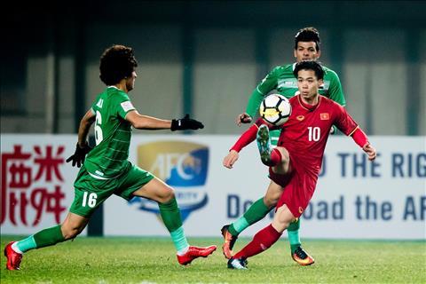 Bao Iraq khong phuc chien thang lich su cua U23 Viet Nam hinh anh