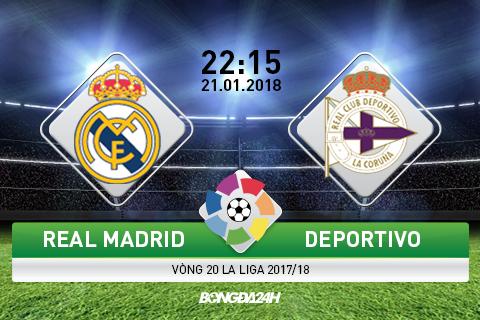 Real Madrid vs Deportivo (22h15 ngay 211) Le let cho vien binh hinh anh 4