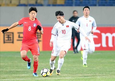 U23 Viet Nam vs U23 Iraq Qua sinh nhat som cho Cong Phuong hinh anh