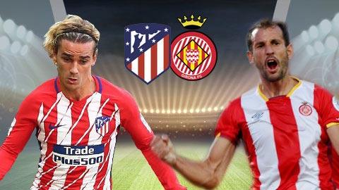 Nhan dinh Atletico Madrid vs Girona 22h15 ngay 201 (La Liga 201718) hinh anh