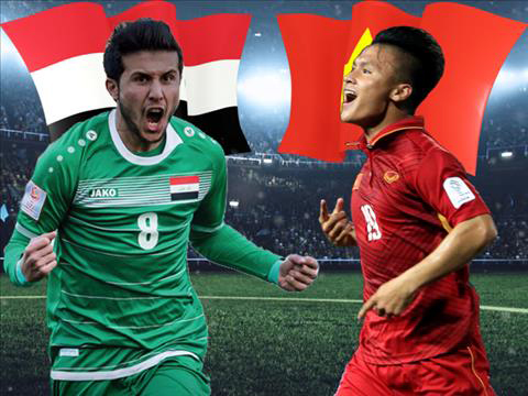 Ket qua bong da U23 Viet Nam vs U23 Iraq tu ket U23 Chau A hinh anh