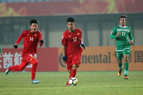 Doi hinh U23 Viet Nam vs U23 Qatar Khi 5-3-2 moi la chuan chinh hinh anh 2