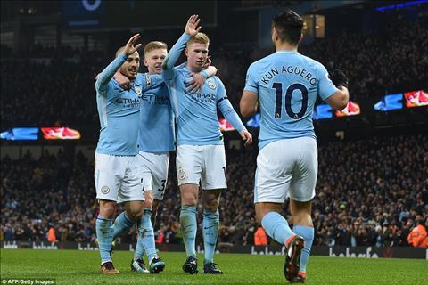 Man City 3-1 Newcastle