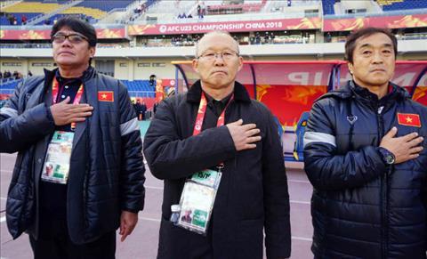 Park Hang Seo Vi thanh song cua U23 Viet Nam hinh anh