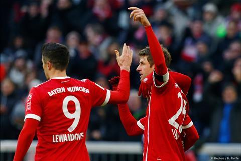 Bayern Munich 4-2 Bremen Nguoi hung quen thuoc hinh anh