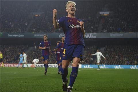 Chi 90 triệu euro, PSG rất muốn mua Ivan Rakitic  hình ảnh