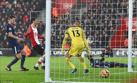 Du am Southampton 1-1 Tottenham Cu buoc hut tai hai hinh anh 2