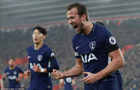 Tien dao Harry Kane Sat thu trong vong cam hinh anh