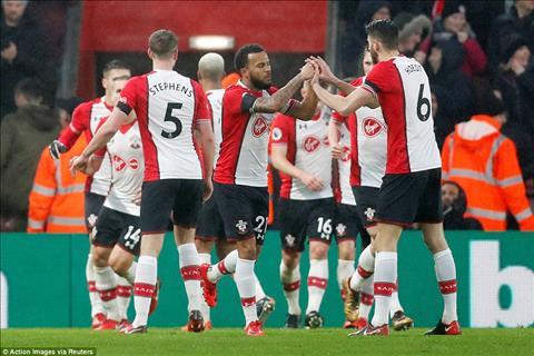Southampton xung dang co diem truoc Tottenham