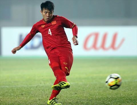 Trung ve Tien Dung Tu cau be nhut nhat thanh nguoi hung U23 Viet Nam hinh anh
