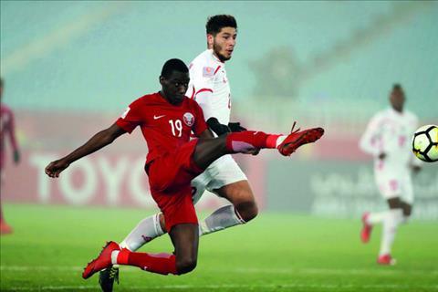 Chan sut khung nhat Qatar noi gi ve U23 Viet Nam hinh anh