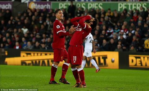 Thay gi sau tran Swansea 1-0 Liverpool hinh anh 5