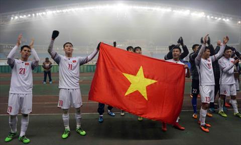 U23 Viet Nam thang ban ket U23 chau A 2018 Dung khoc, Qatar! hinh anh 2