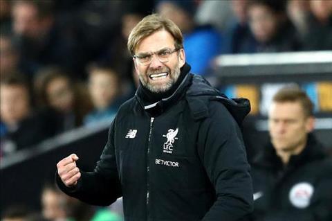 Klopp ly giai tran thua nhuc nha cua Liverpool truoc Swansea hinh anh