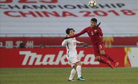 U23 Viet Nam nhan tin set danh ve Cong Phuong sau tran thang Qatar hinh anh