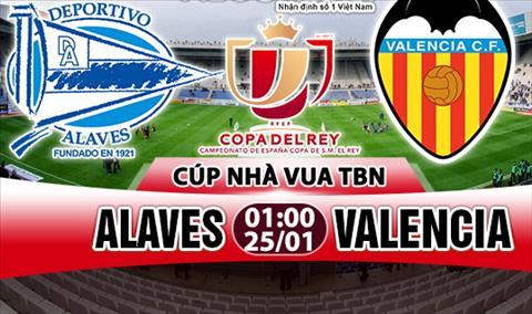 Nhan dinh Alaves vs Valencia 01h00 ngay 251 (Cup Nha vua TBN) hinh anh