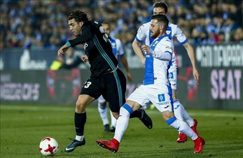 Real Madrid vs Leganes (3h30 ngay 251) Noi am anh Bernabeu hinh anh 3