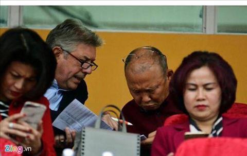 HLV Park Hang Seo can GDKT Gede de ha U23 Uzbekistan hinh anh