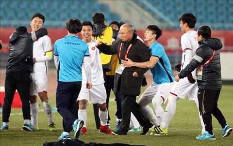 Truyen thong Trung Quoc van chua thoi noi ve hien tuong U23 Viet Nam hinh anh