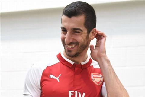 Wenger tiet lo ke hoach hoi sinh Mkhitaryan hinh anh