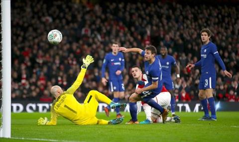Arsenal 2-1 Chelsea