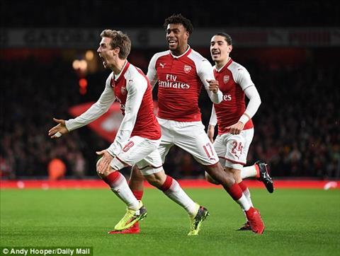 Arsenal 2-1 (2-1) Chelsea Rudiger dua Phao thu vao chung ket cup Lien doan hinh anh 3